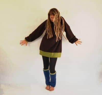 Shirtkleid SEGUE mit langem Arm