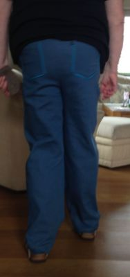 erste Jeans nach kaidso