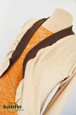 Aufbaukurs: Jacken aus Oberteilgrundschnitt