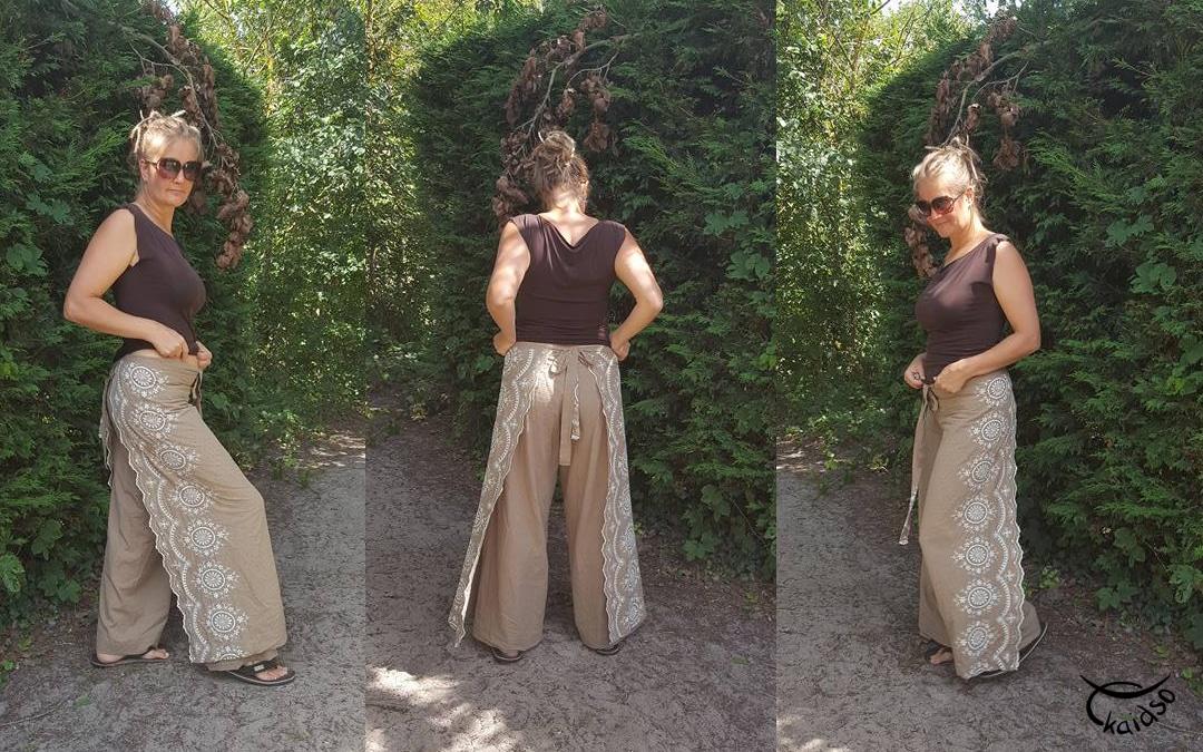 Wickelhose in 2 Varianten / Designnäherinnen Special