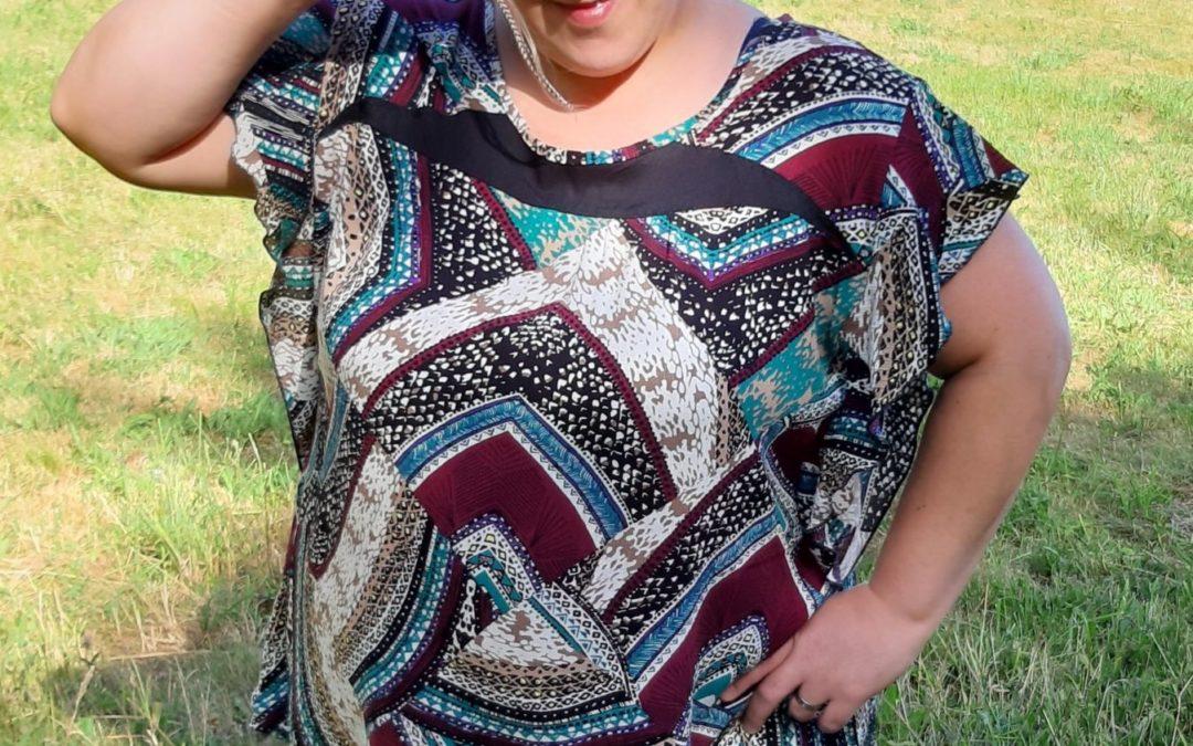 Sommer Shirt-Bluse