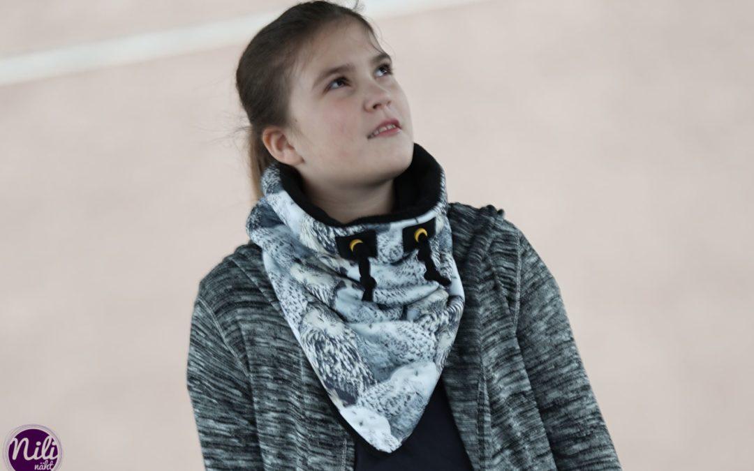 Kapuzenschal – Loop – perfekt für die Herbst-/Wintersaison