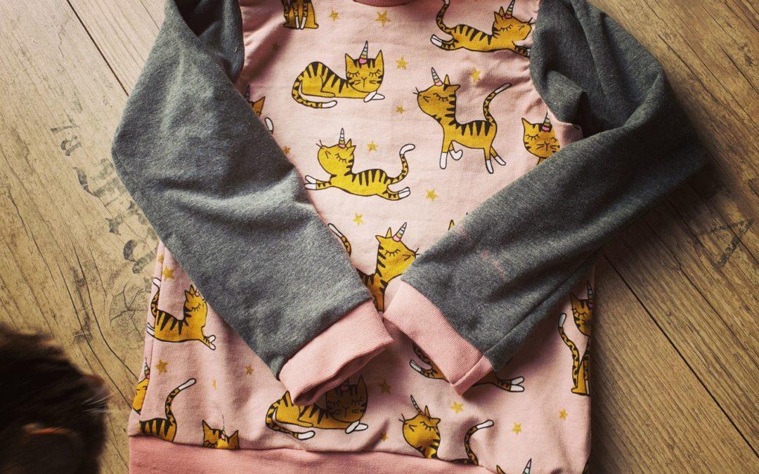 Wundervoller Pullover
