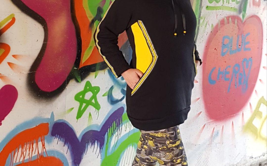 Outfit Grafitti